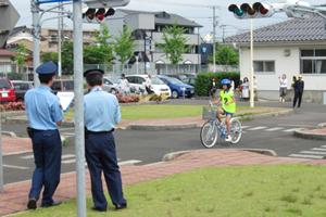 子ども自転車大会