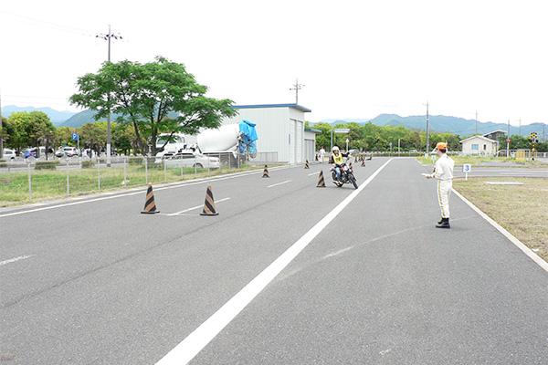 二輪安全運転大会